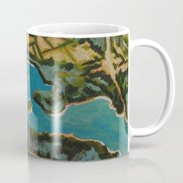 Approaching Nashville by Air #1 Coffee Mug