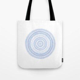 Pattern 1 Blue Tote Bag