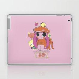 I SEE COOL STUFF Laptop & iPad Skin