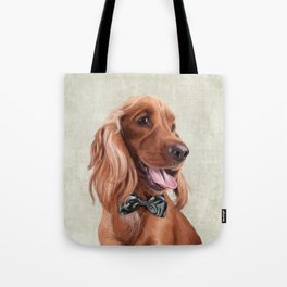 Mr. English Cocker Spaniel Tote Bag