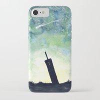 hero iPhone & iPod Cases featuring Hero by Agentpummel