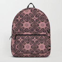 Bridal Rose Floral Backpack