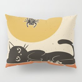 Spider came down Pillow Sham