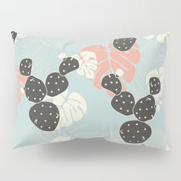 Tropical pattern 052 Pillow Sham