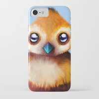 warcraft iPhone & iPod Cases featuring PePe by Mr. Stonebanks