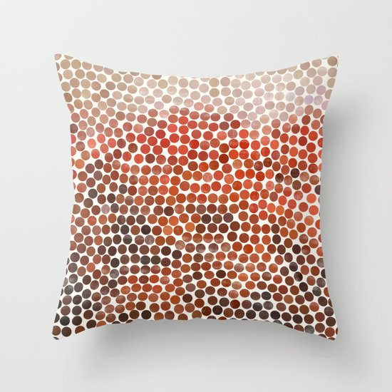 dance 13 Throw Pillow