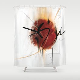 Fusion from my Mind Shower Curtain