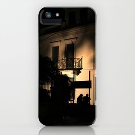 Athens IV iPhone Case