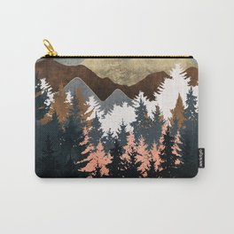 Forest View Carry-All Pouch