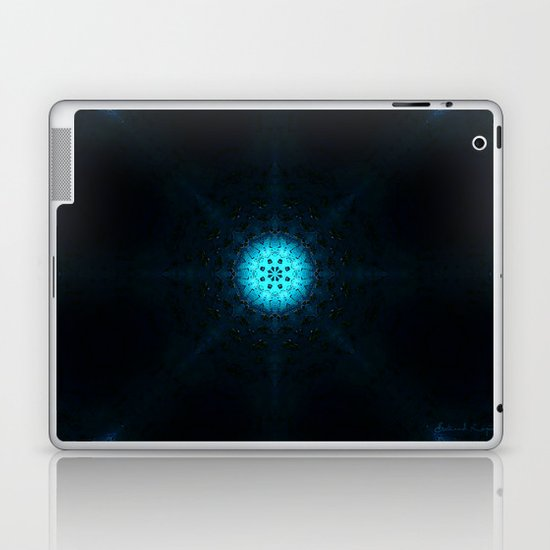 Digital Mystery Laptop & iPad Skin