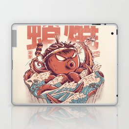 Takoyaki Attack Laptop & iPad Skin