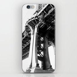 Manhattan Bridge 2 iPhone Skin
