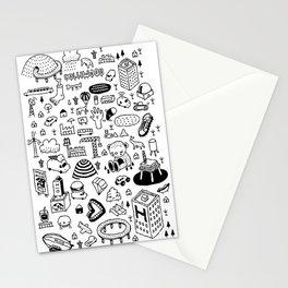 MIL-LOGOS Stationery Cards