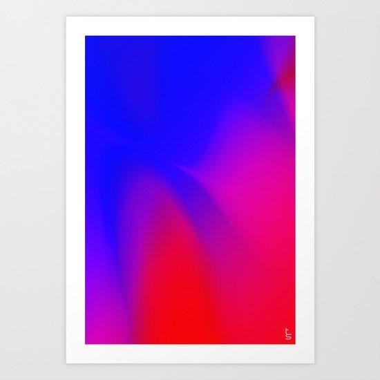 Flare VIII Art Print