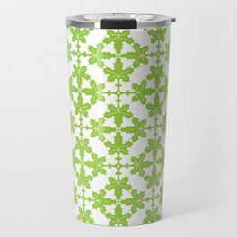 Spring leaf Travel Mug