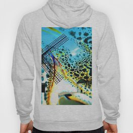 Windmills of La Mancha Hoody