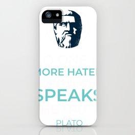 plato quote  iPhone Case