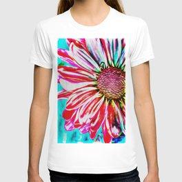 Afternoon of a Flower (après-midi d'une fleur) T-shirt