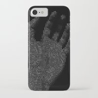 computer iPhone & iPod Cases featuring Computer Man by TKlol