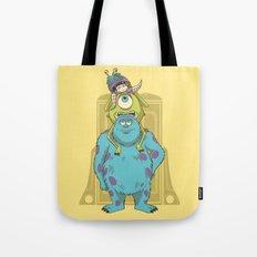 Monster Inc. Tote Bag