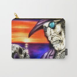 Sea Side Carry-All Pouch