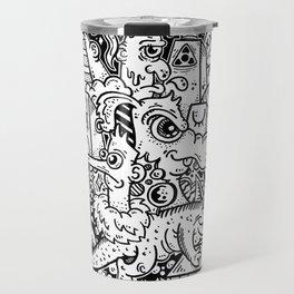 Creature City Travel Mug
