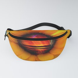 Sunflower -sunse Fanny Pack