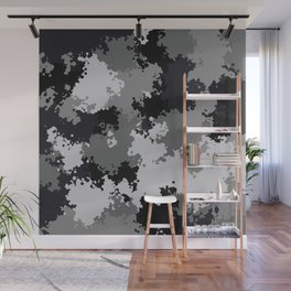 Camouflage urban 1 Wall Mural