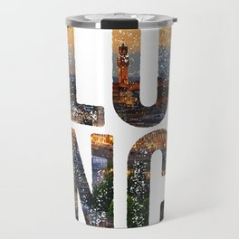 Florence City Travel Mug