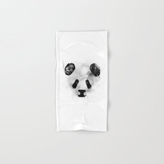 Panda Hand & Bath Towel