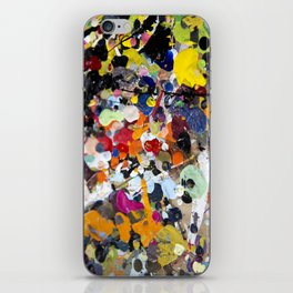 Palette. In the original sense of the word. iPhone Skin