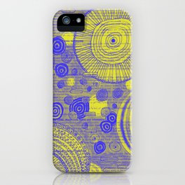 Transformation of Solar Energies iPhone Case
