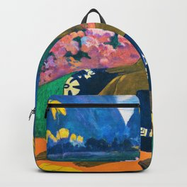The Seed Of The Areoi - Digital Remastered Edition Backpack