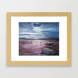 IRN-SIDE Framed Art Print