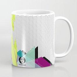 Steamy Dots Coffee Mug