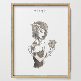 Virgo Serving Tray
