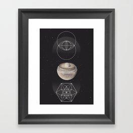 X-111 Framed Art Print
