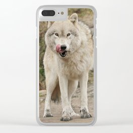 What's for dinner? Clear iPhone Case