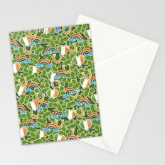 The luck of the Irish Stationery Cards