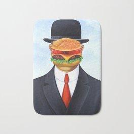 Son of Hamburger Bath Mat