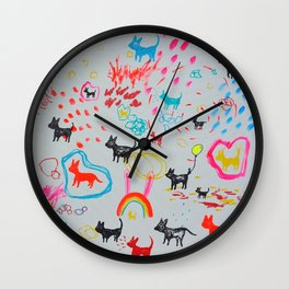 Good News! Wall Clock