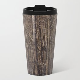 Dark Swamp Metal Travel Mug