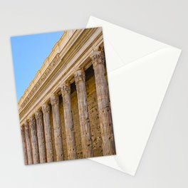 The Pantheon in Rome Italy Stationery Cards