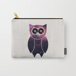 Owl Night Long Carry-All Pouch