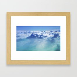 Cloudscape 1 Framed Art Print