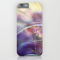 pretty grasses Slim Case iPhone 6s