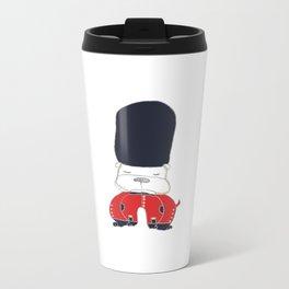 Guard Dog Metal Travel Mug