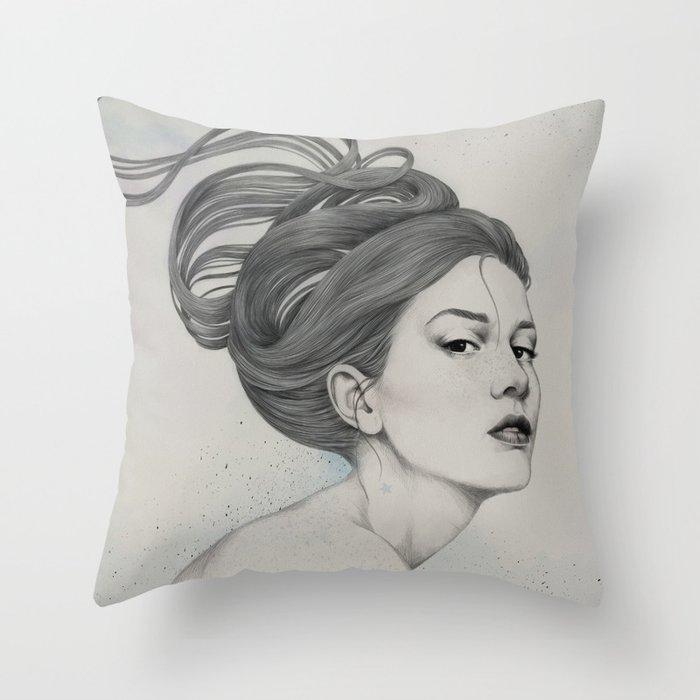 230 Throw Pillow