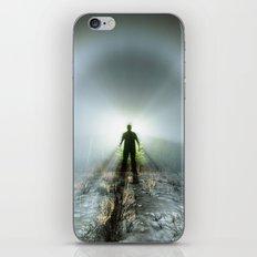 Shadow in Fog iPhone & iPod Skin