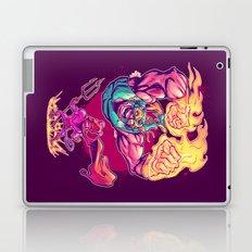 LUCHADORO VS EL DIABLO Laptop & iPad Skin